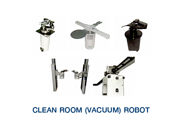 CLEAN ROOM (VACUUM) ROBOT